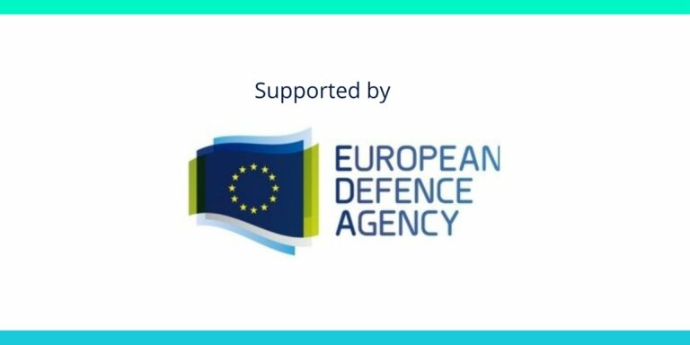 Supported by European Defence Agency